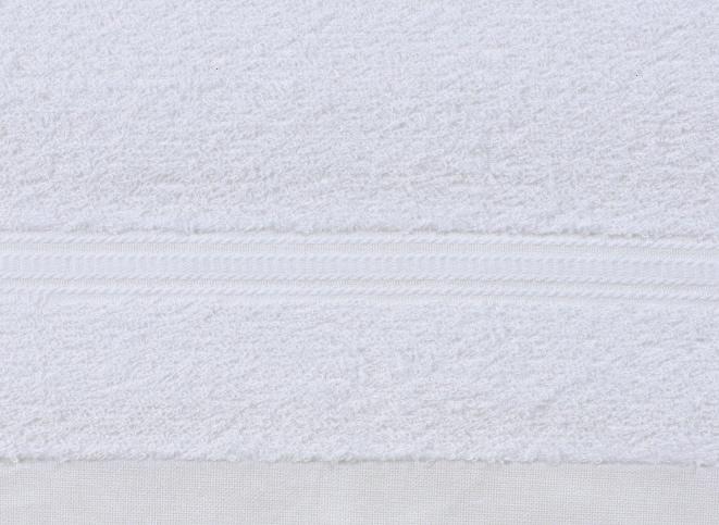 白いふわふわタオル1